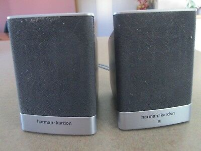 Harman Kardon HP 5187-2105 Computer Speakers