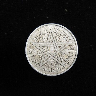 Morocco (French Protectorate) 2 Francs 1951/1370