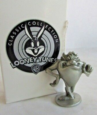 Rawcliffe Pewter Looney Tunes Classic Collection - Tazmanian Devil - 1998