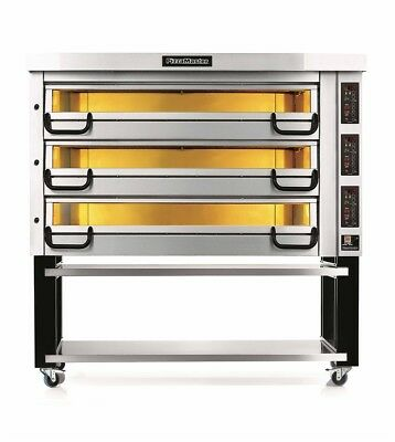 Pizzamaster 943 Electric Deck Pizza Oven