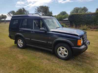 Land Rover Discovery TD5 Automatic Spares Or Repair, NO RESERVE