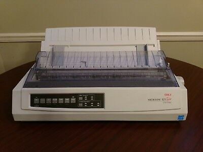 Okidata Microline ML 321 Turbo Printer - Par/USB - 1yr Warr - 200+ Available