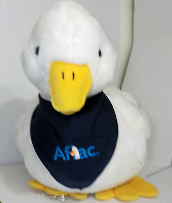 """AFLAC DUCK Talking Huge size 21""""H by 24"""" L Aflac Insurance Advertisting PLUSH"""