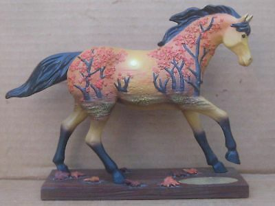 "The Trail Of Painted Ponies ""Autumn Dancer"" No COA-No Box #12271"