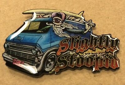 Slightly Stoopid Schools Out For Summer Tour Hat Pin Official Merch 2018