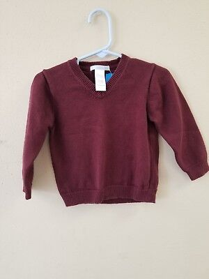 Janie And Jack Boys 18-24 Month Sweater