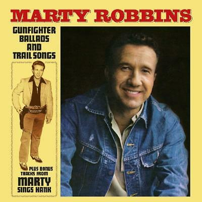 Marty Robbins - Gunfighter Ballads And Trail Songs   Vinyl Lp New+