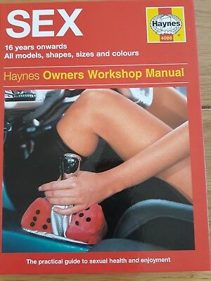 HAYNES Sex Manual: The Practical Step-by-step Guide