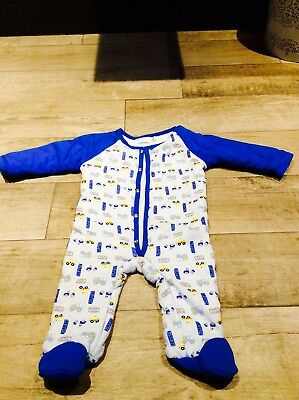 Warm Sleep suite With Lining And Pudding Baby 6-9month