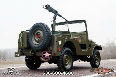 1953 Jeep Willys Jeep 4x4 M38A1 1953 Willys Jeep 4x4 M38A1
