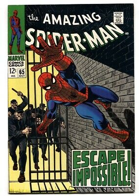 Amazing Spider-Man #65  comic book 1968- Marvel Silver Age VF/NM