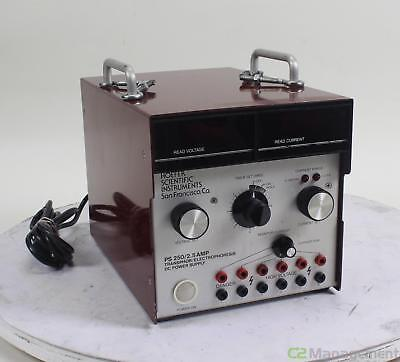 Hoefer Scientific Instruments PS 250 Electrophoresis Power Supply 0-250V 0-2.5A