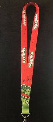SeedleSs Clothing Dot Lanyard Keychain Watermelon Girl Red Rare SOLD OUT