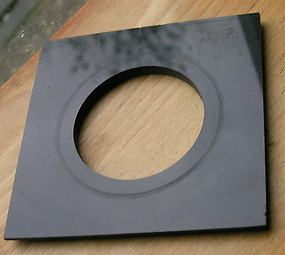 pattern MPP mk7 VII fit   lens board panel 55mm hole  old compur 2
