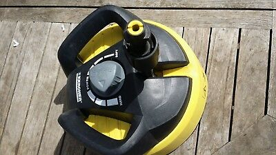 Karcher T350 Patio and deck pressure washer head