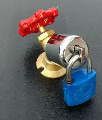 Great Outdoors Commercial Hose Bibb Faucet Lock