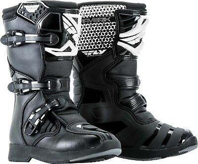 2019 Fly Racing Maverik Youth Motocross Boot Molded Sole Off-Road ATV MX