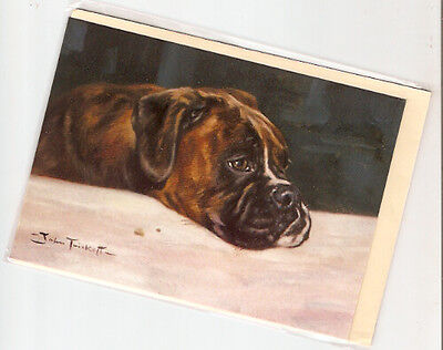 Boxer Notecards Note Cards Crumbs! by John Trickett  Pack of 5 (f)