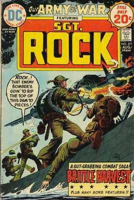 Our Army at War (1952 series) #271 in Very Fine minus condition. DC comics