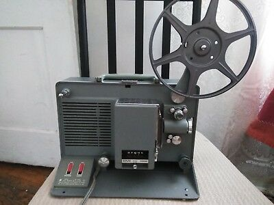 Argus M-500 8mm Movie Projector
