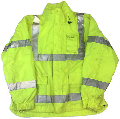 Tingley J24122 Icon ANSI Class 3 Safety Jacket, Waterproof & Breathable Size XL