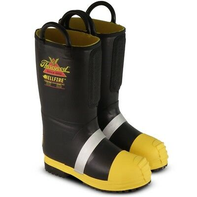 Thorogood Hellfire Structural Firefighting Boots