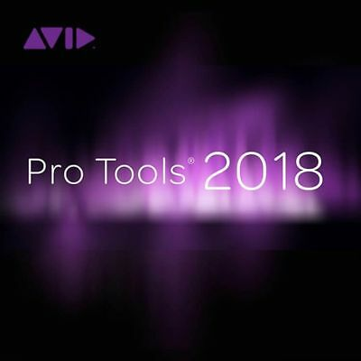Avid Pro Tools 12 12.8.3 2018.7 2018.10 Perpetual Institutional New with ilok 3