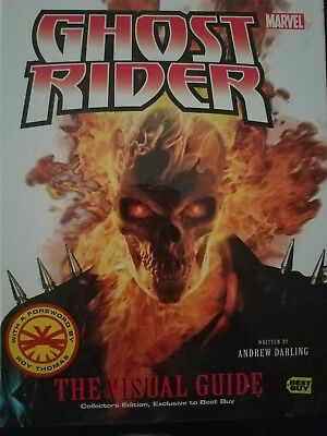 Ghost Rider The Visual Guide - Best Buy Exclusive