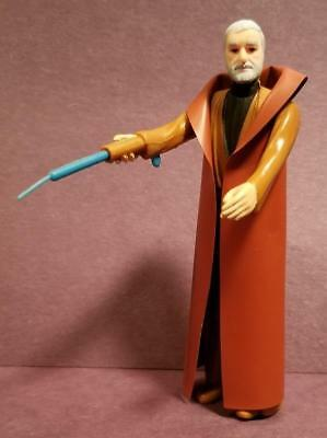 Vintage Star Wars Ben (Obi-Wan) Kenobi! COMPLETE with Original Lightsaber!!