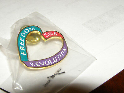 Southwest Airlines Freedom Revolution Collectible Pin