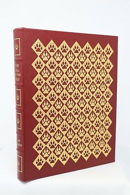 THE CALL OF THE WILD - JACK LONDON - EASTON PRESS 2001 w/ Collector's Notes