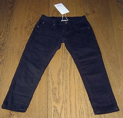 Seed Heritage Unisex Black Skinny Jeans Sz 2 New With Tags