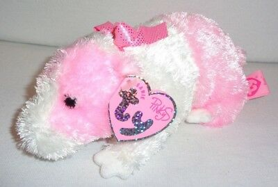 Ty Pinkys Beanie Baby Babies ROSA the GUINEA PIG Plush ~ NEW ~ Mint Tags  Retired 961ab95c279