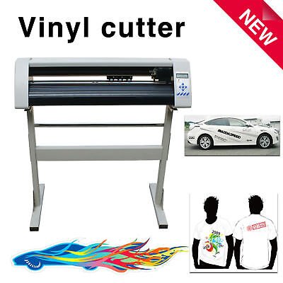 """24"""" RS720C Redsail Vinyl Sign Sticker Cutter Plotter Cutting Machine With Stand"""