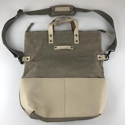 Kelly Moore Collins Bag, Sand Canvas with Bone Trim Camera Everyday Bag