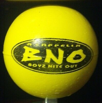 BNO Acepella Band Boyz Nite Out Antenna ball Pencil Topper