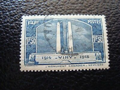 FRANCE - stamp yvert/tellier n° 317 cancelled (A12)