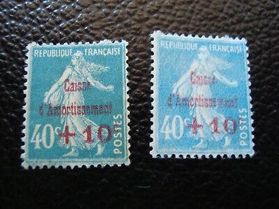 FRANCE - stamp yvert/tellier n° 246 x2 new without gum (A12)