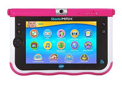 VTech 80-166854 - Tablet - Storio MAX 7 Zoll, pink  - 6299