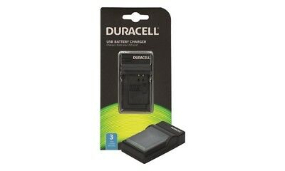 Duracell Digital Camera Battery Charger For Canon LP-E17