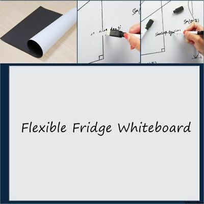 Office Notes Magnetic Dry Wipe White Drawing Board Memo Whiteboard Pen & Eraser