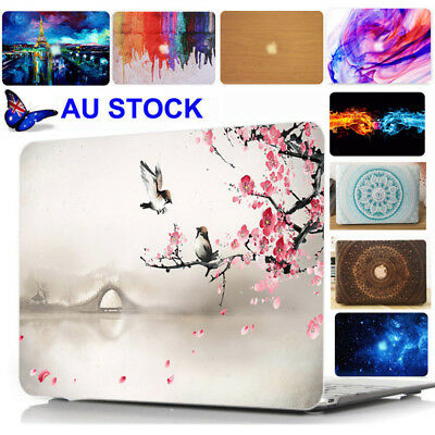 Apple MacBook Pro 13 15 inch Touch Bar 2017 Slim Laptop Hard Case Cover Skin