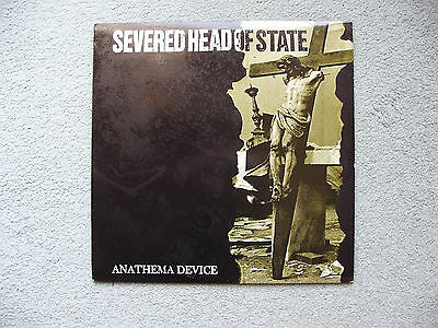 Severed Head of State - Anathema Device - LP