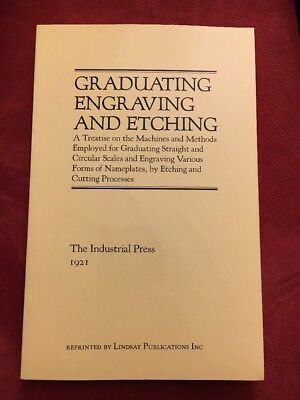 Graduating Engraving And Etching Lindsay Publications 1996 Reprint of 1921 Book