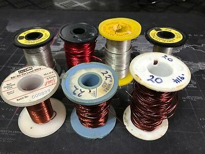 Enamelled Copper Transformer Winding Wire & Tinned Annealed Copper Wire Variety