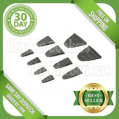 10Pc Metal Wedge Set Hammer Sledge Lump Claw Pick Axe Mattock Handle Replacement