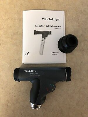 Welch Allyn PanOptic Ophthalmoscope 11820