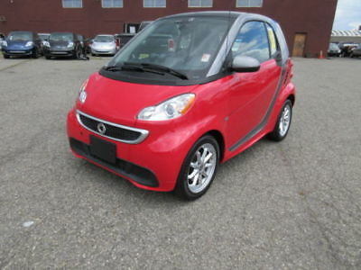 SMART  ForTwo  Electric Drive,   BJ. 07/14