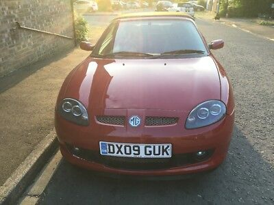 MGTF LE500.  21000 miles only