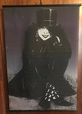 Neil Gaiman Sandman Death material poster official D.C comics art Chris Bachalo